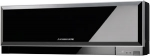 Mitsubishi Electric MSZ-EF25VE (Black/White)